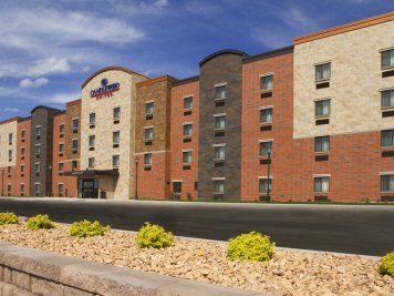 Candlewood Suites La Crosse, WI - Candlewood Suites Cover