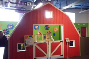 Children's Museum Farm Exhibit - La Crosse, WI